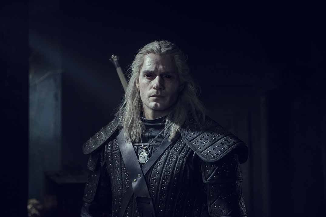 The Witcher © Netflix