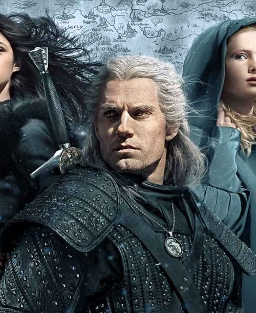 The Witcher – Estreno en Netflix