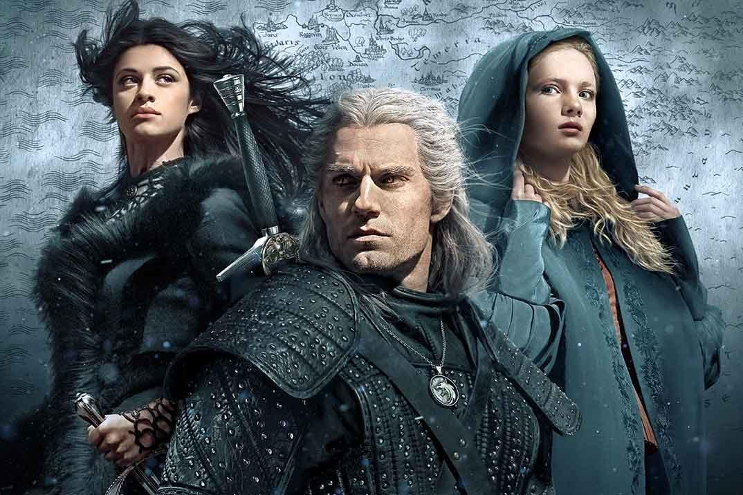 The Witcher – Estreno en Netflix