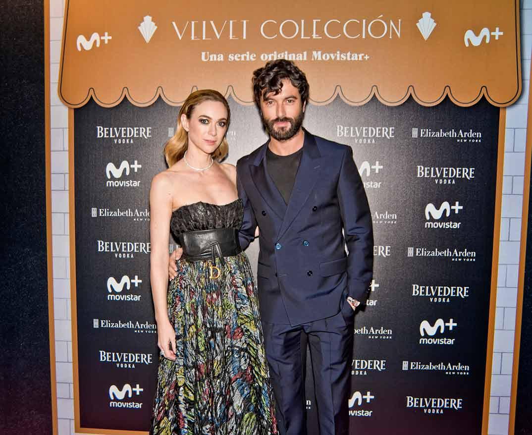 Velvet Colección - Episodio Final - Despedida - Marta Hazas y Javier Rey - © Movistar+