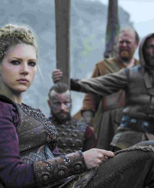 """Vikingos""– Temporada 6 Capítulo 6: Death and the Serpent"