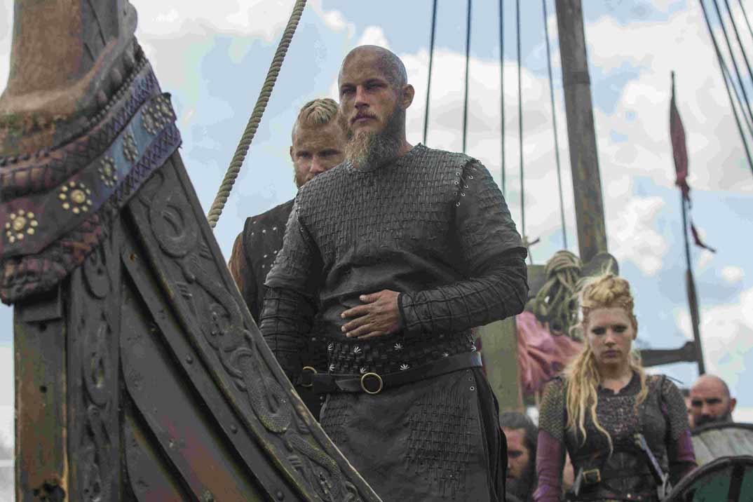 «Vikingos» regresa hoy a TNT para su Sexta y última temporada
