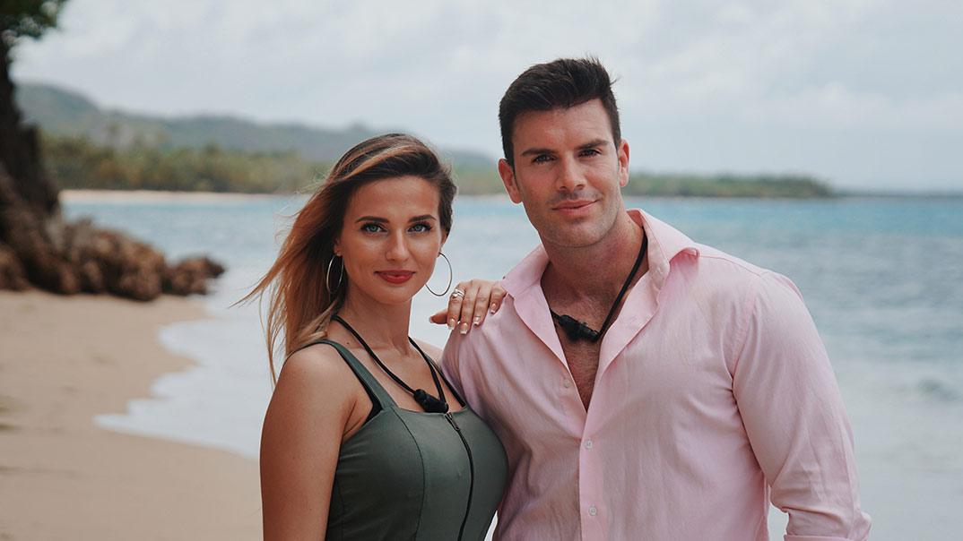 José y Adelina - La isla de las tentaciones © Mediaset