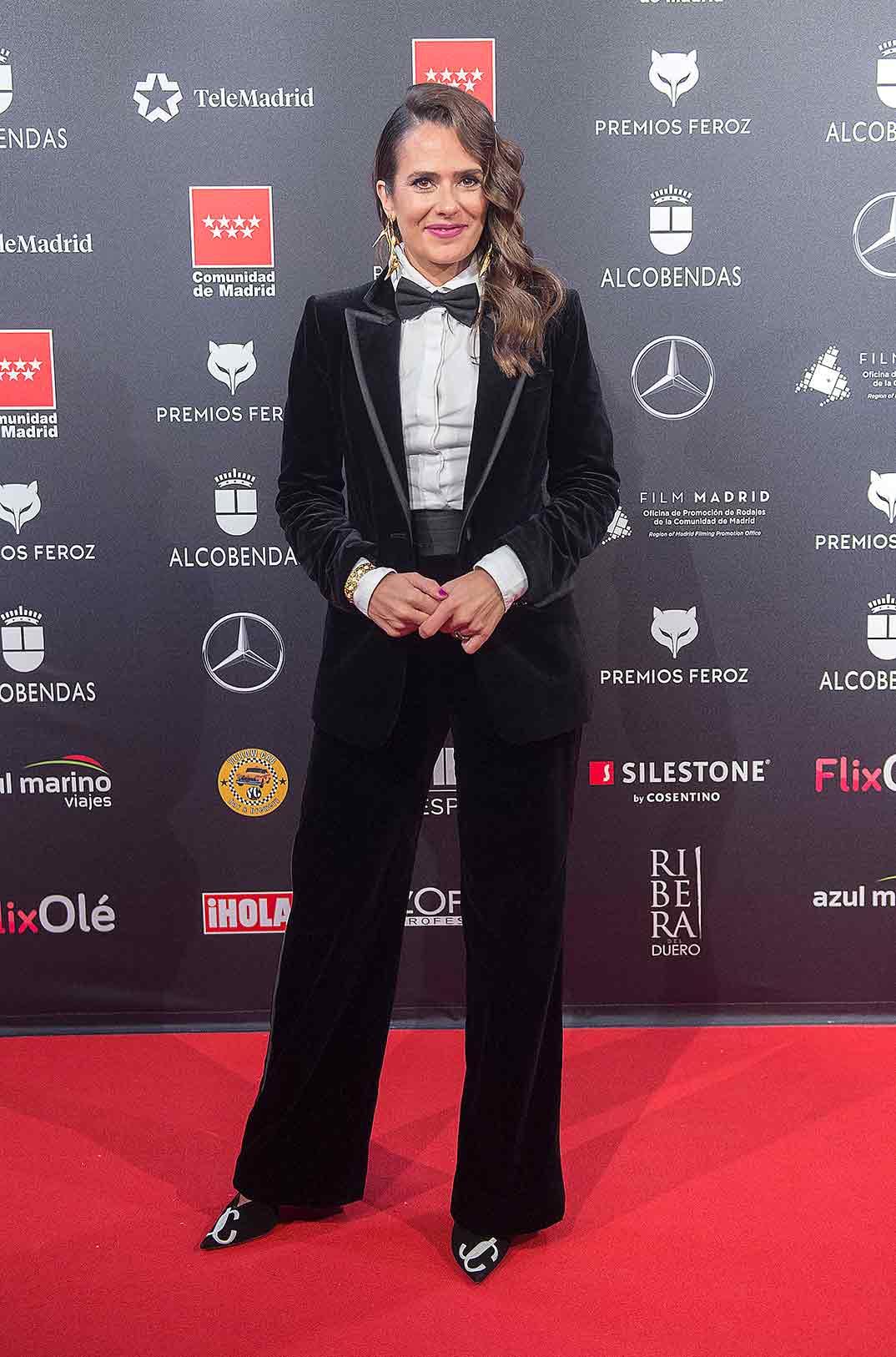 Anna Allen - Premios Feroz 2020
