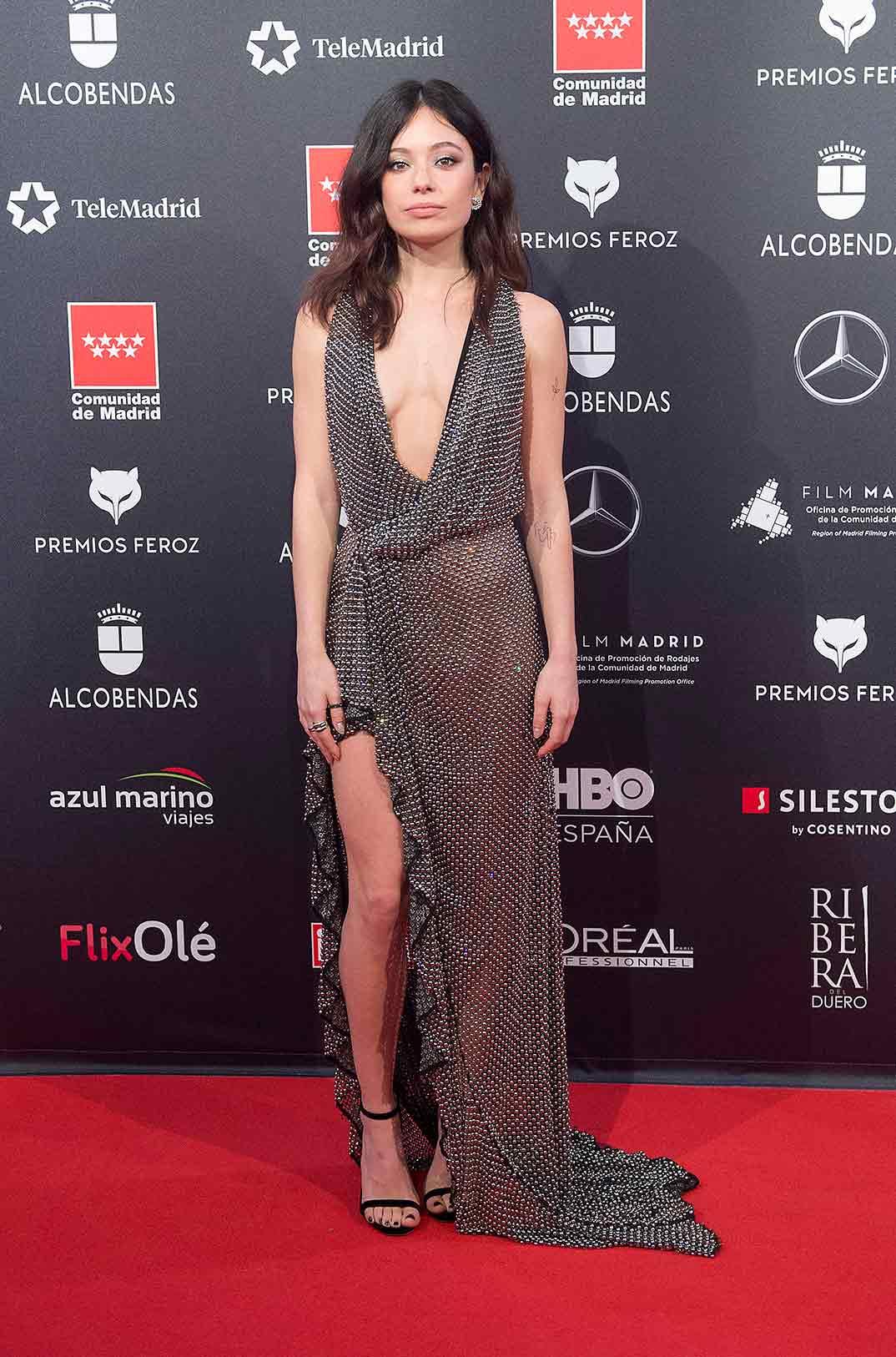 Anna Castillo - Premios Feroz 2020