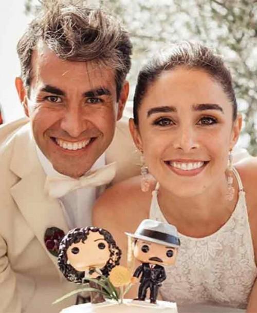 Candela Serrat y Daniel Muriel anuncian, de forma muy original, que van a ser papás