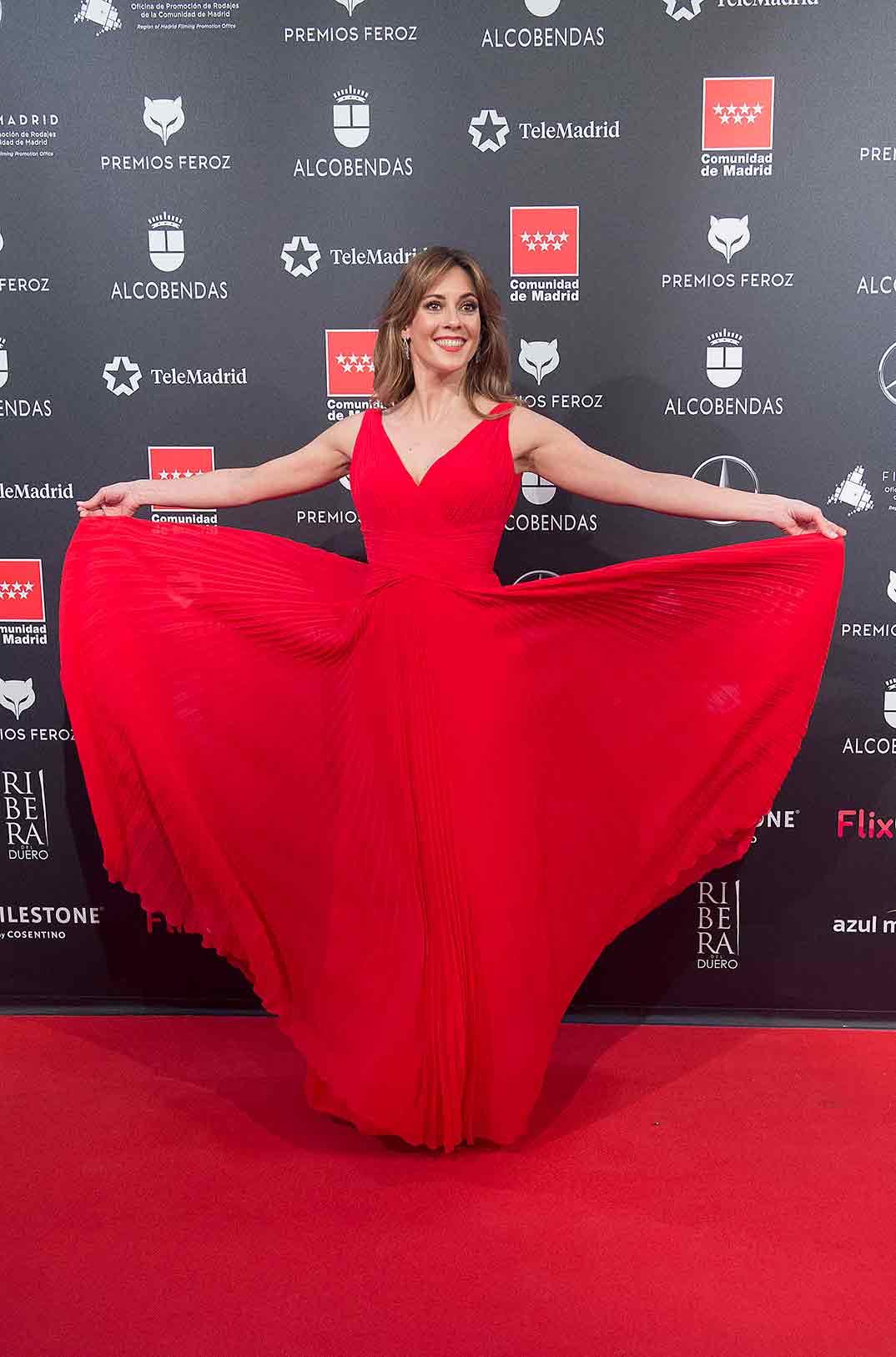 Eva Ugarte- Premios Feroz 2020