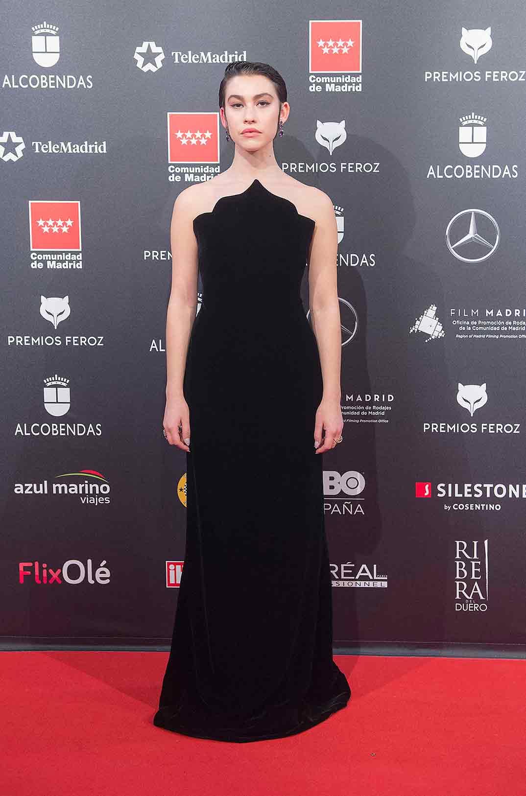 Greta Fernández - Premios Feroz 2020