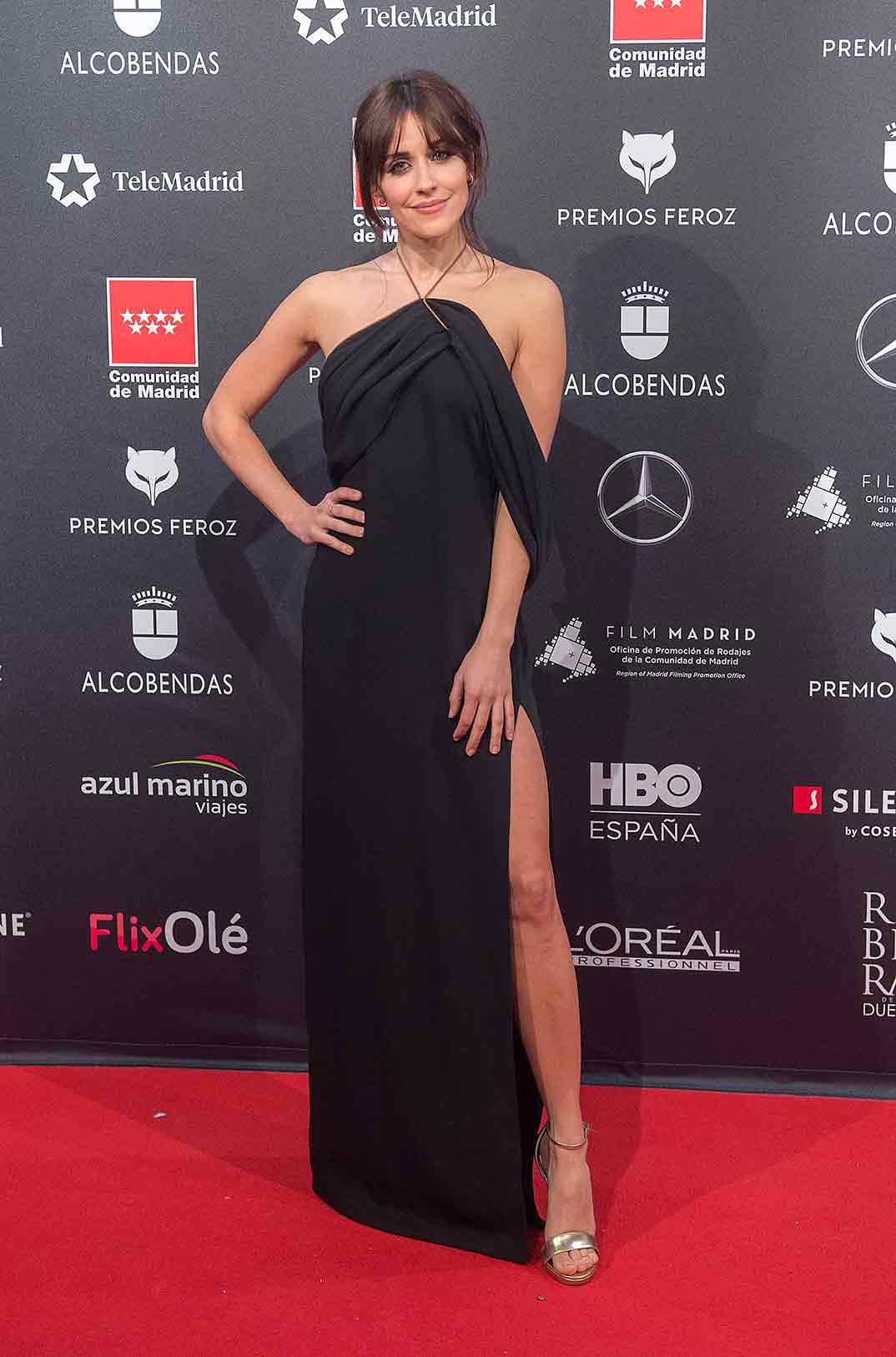 Macarena García - Premios Feroz 2020