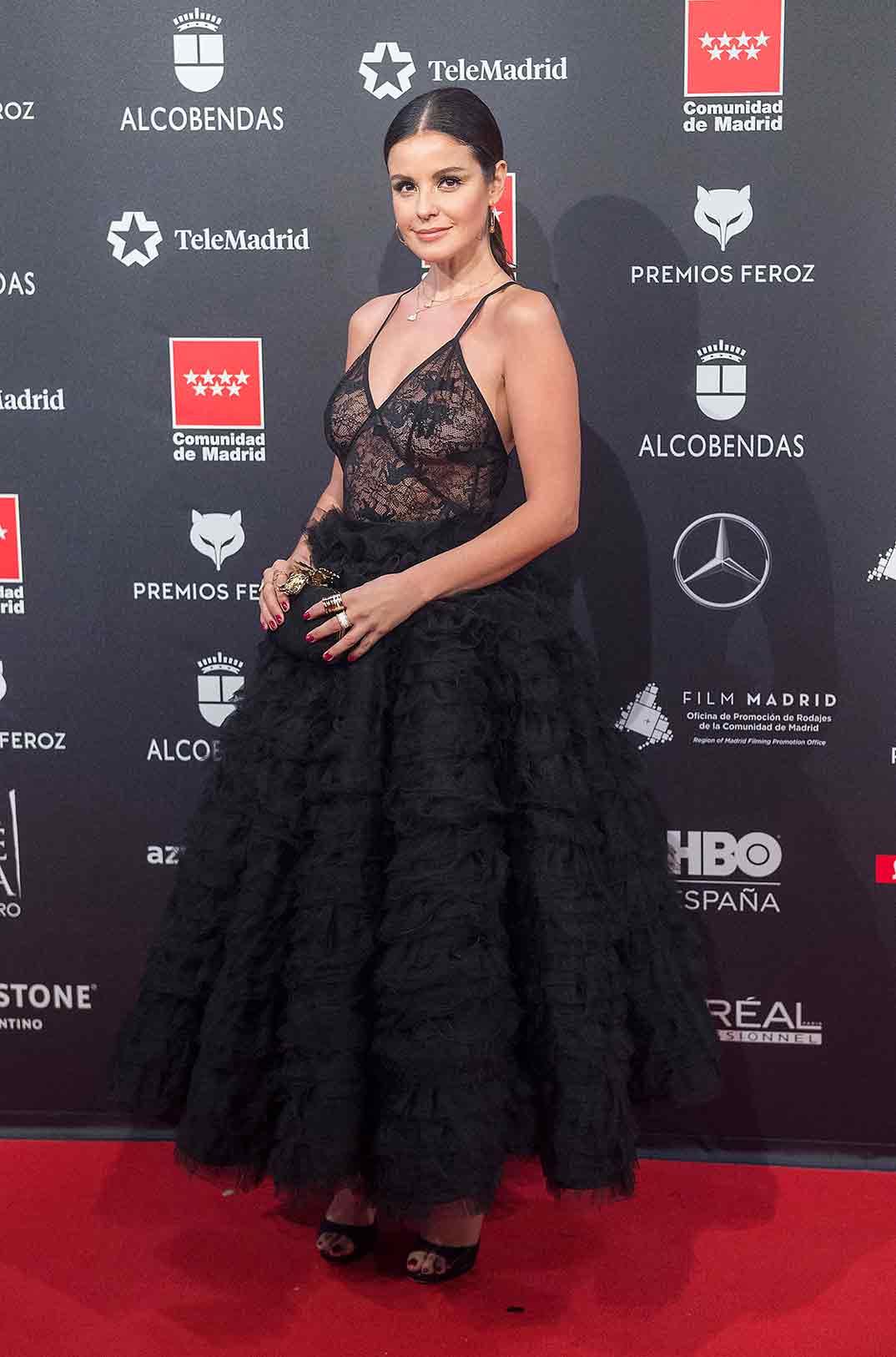 Marta Torné - Premios Feroz 2020