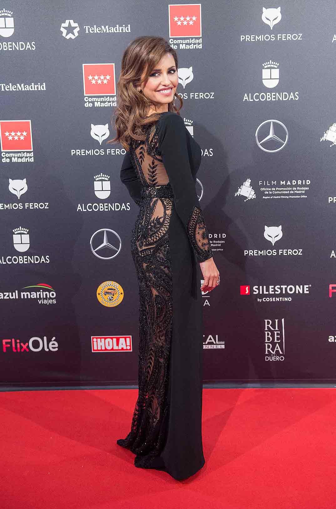 Mónica Cruz - Premios Feroz 2020