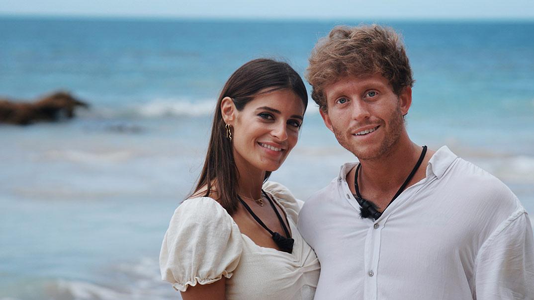 Gonzalo y Susana - La isla de las tentaciones © Mediaset