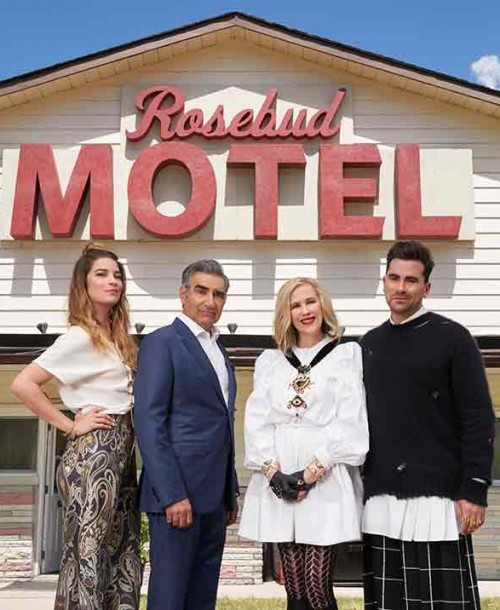 Llega la temporada final de 'Schitt's Creek'