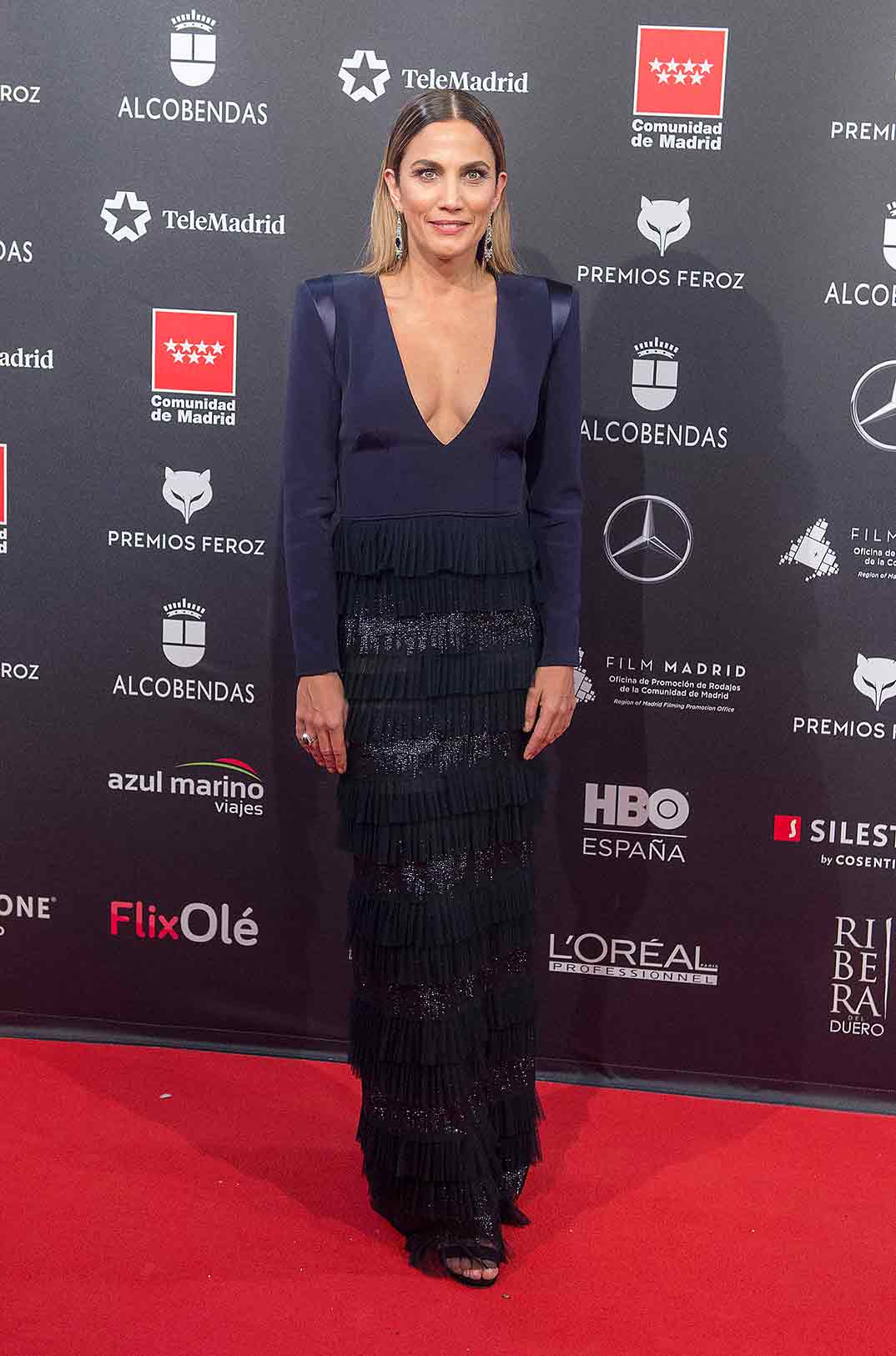 Toni Acosta - Premios Feroz 2020