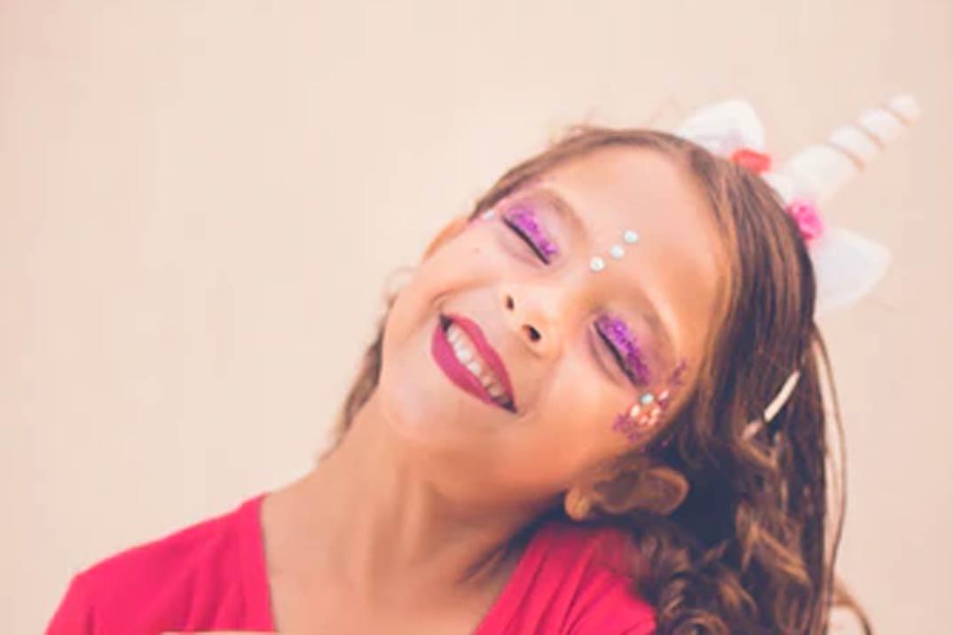 Maquillaje de unicornio: la última tendencia en redes sociales