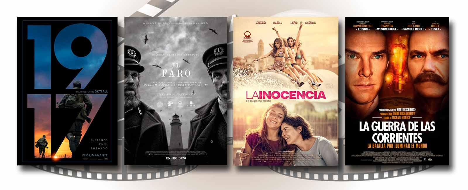 Estrenos de Cine de la Semana… 10 de Enero 2020
