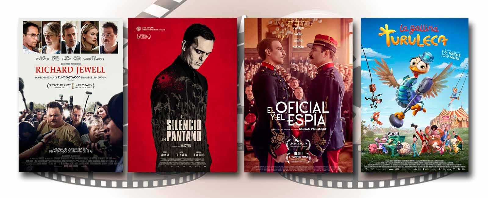 Estrenos de Cine de la Semana… 3 de Enero 2020