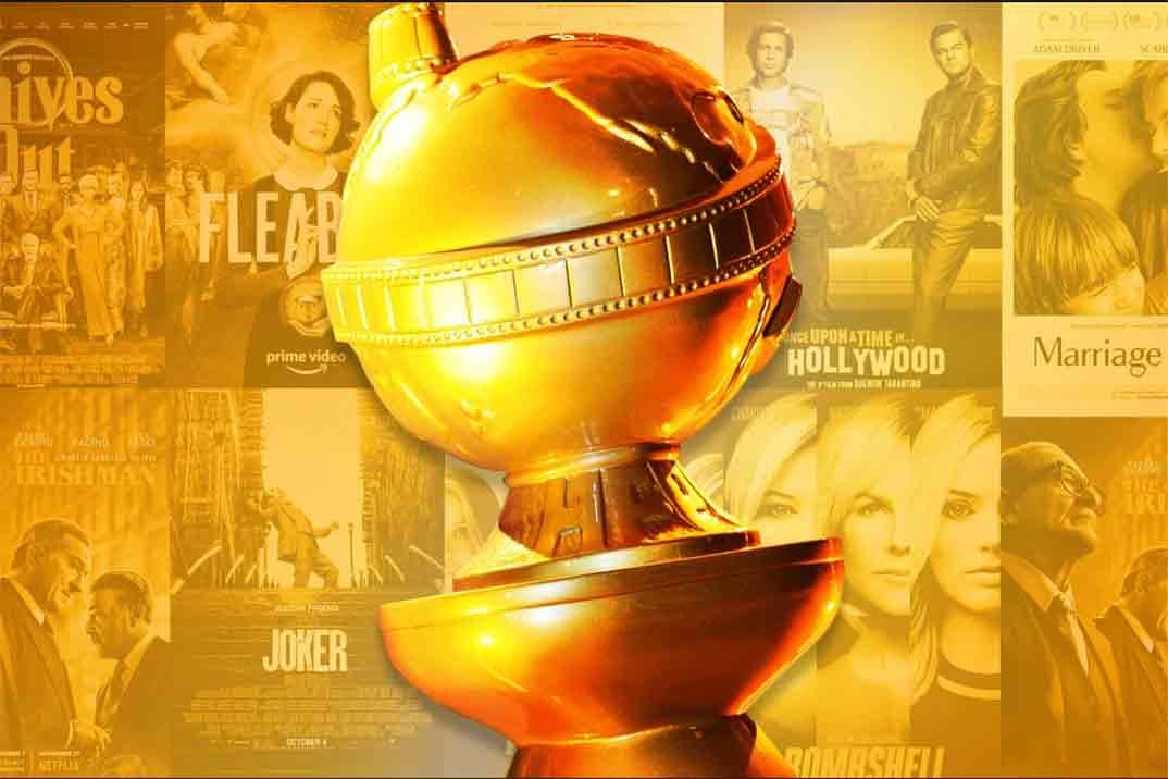 Todos los ganadores de los Globos de Oro 2020
