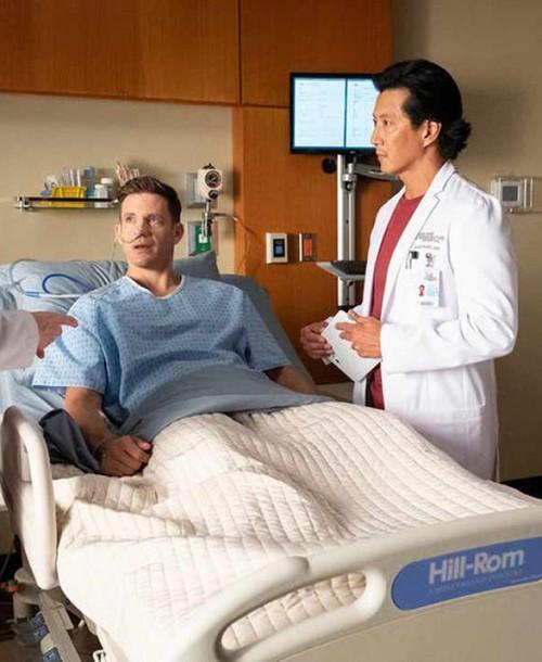 """The Good Doctor"" – Temporada 2 Capítulo 2: Zona intermedia"