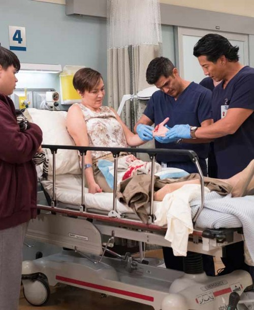 """The Good Doctor"" – Temporada 2 Capítulo 4: Plántale cara"