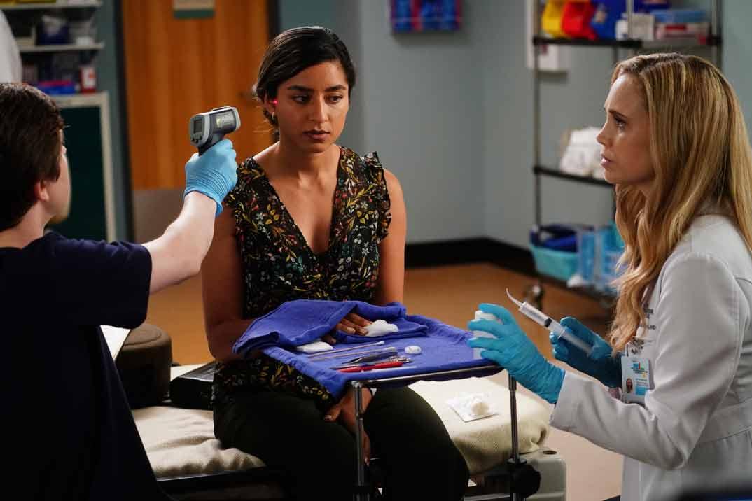 """""""The Good Doctor"""" – Temporada 2 Capítulo 6: De doble capa o no"""