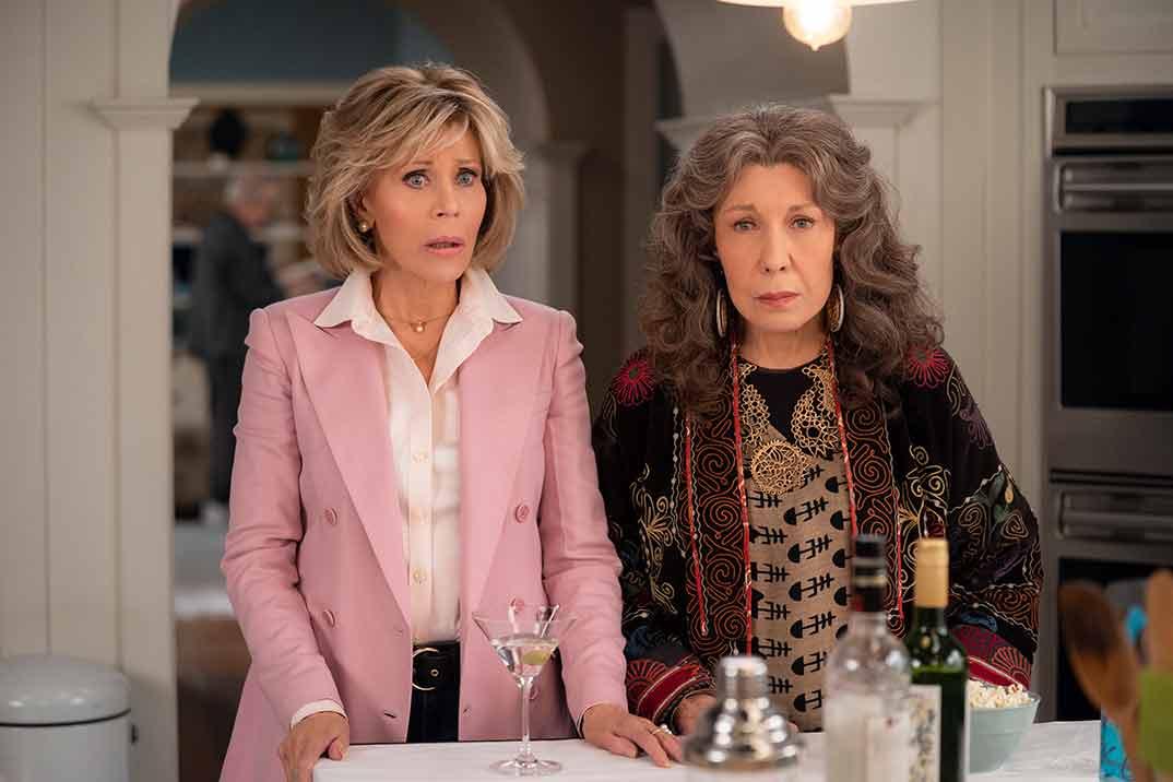 'Grace and Frankie' – Estreno de la Sexta Temporada