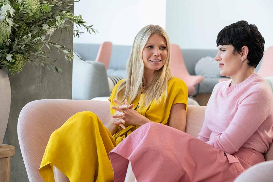 Estreno de la polémica serie de Gwyneth Paltrow en Netflix
