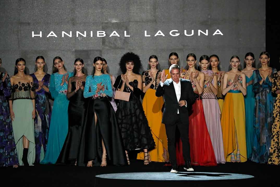 Hannibal Laguna - Madrid Fashion Week - Otoño Invierno 2020-2021