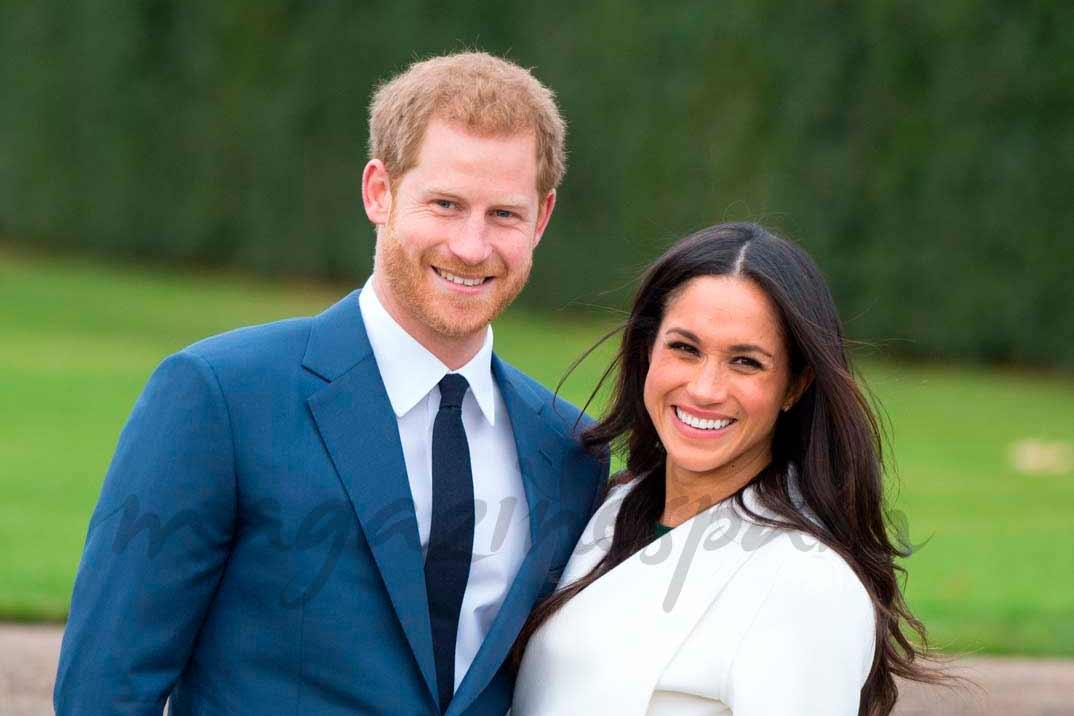 El príncipe Harry y Meghan Markle renuncian a su papel principal en la Familia Real Británica