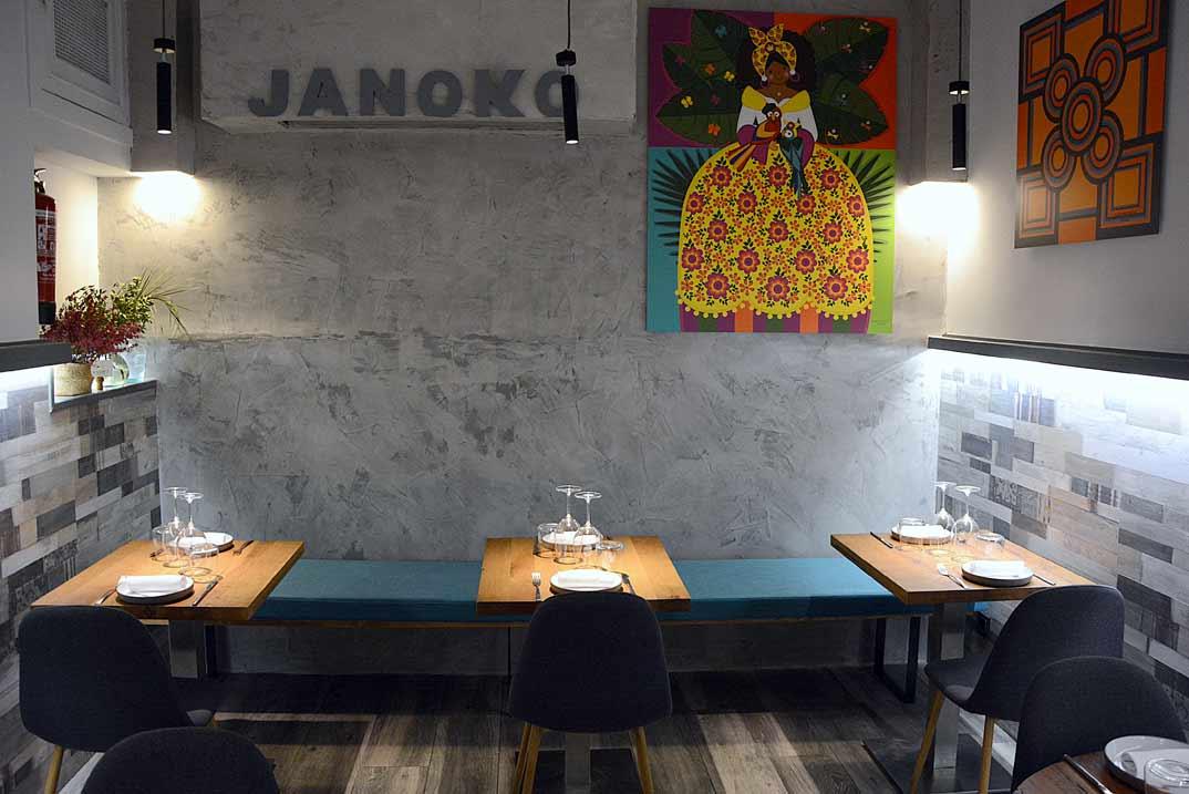 Restaurante Janoko – Venezuela y Euskadi se unen en el plato