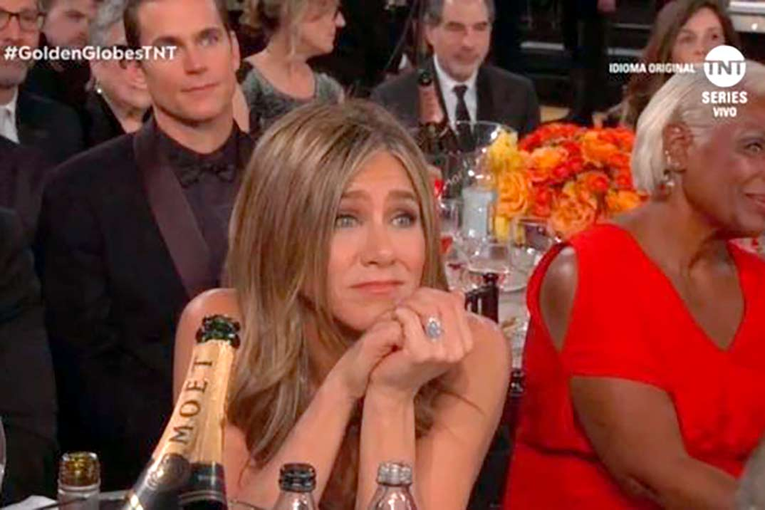 Jennifer Aniston - Globos de Oro 2020