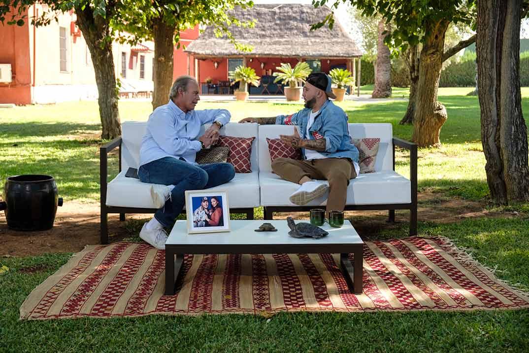 Bertín Osborne y Kiko Rivera - Mi casa en la tuya © Mediaset