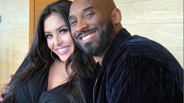 Kobe Bryant y su mujer Vanessa © Instagram