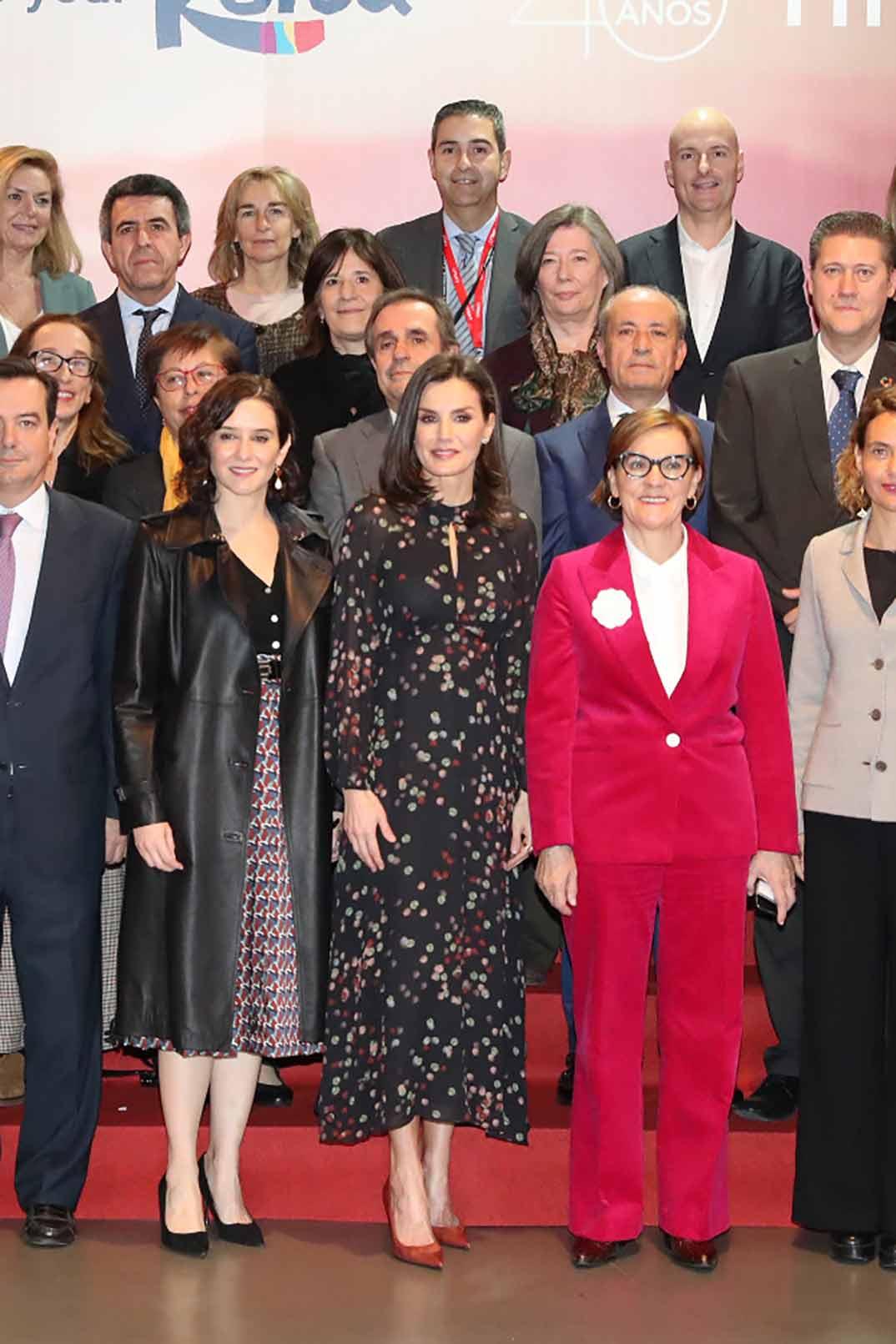Reina Letizia FITUR © Casa S.M. El Rey