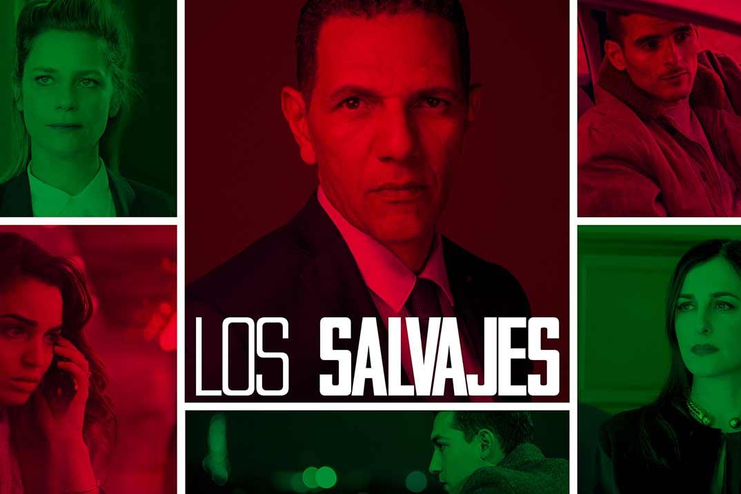 Hoy estreno de la serie francesa  'Los Salvajes' en Movistar+