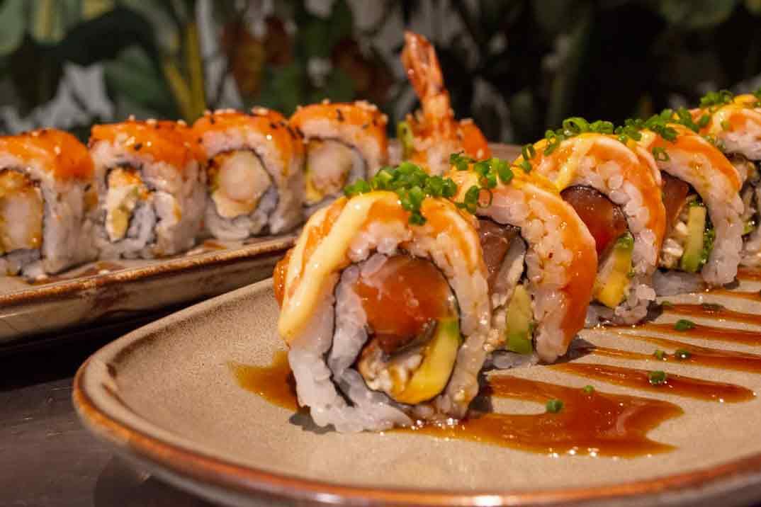 Restaurante Nakama: la cocina japonesa con toques caribeños