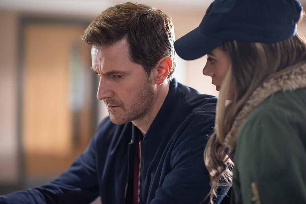 'No hables con extraños', estreno en Netflix