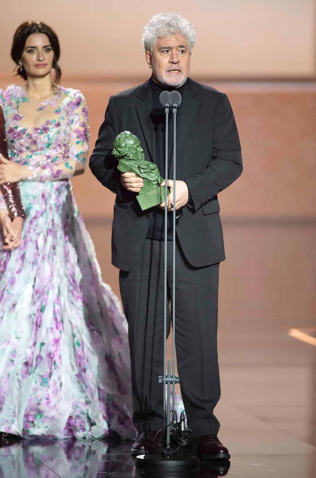 Pedro Almodóvar - Premios Goya 2020