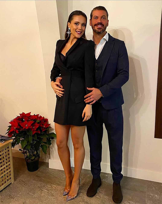 René Ramos y Lorena Gómez © Instagram