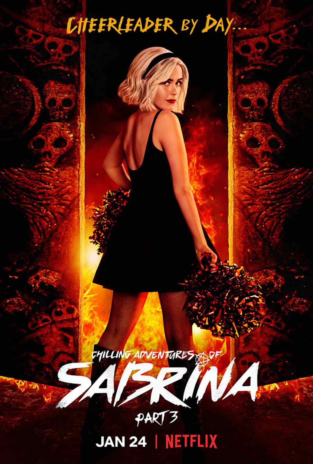 Las escalofriantes aventuras de Sabrina 3 © Netflix