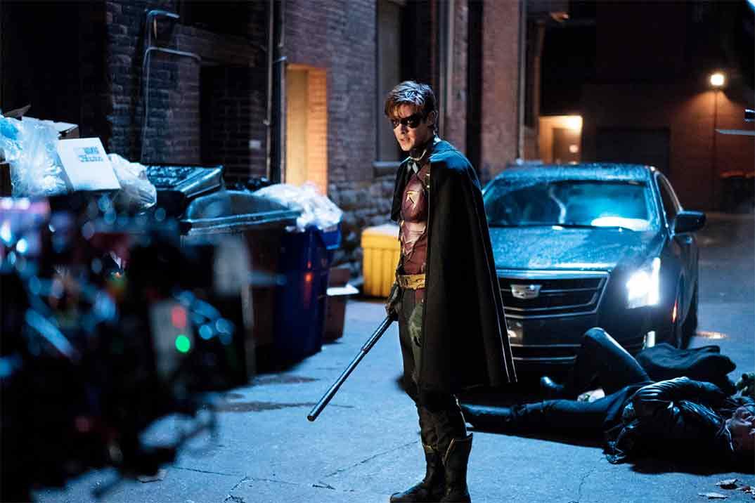 'Titanes' – Estreno de la segunda temporada