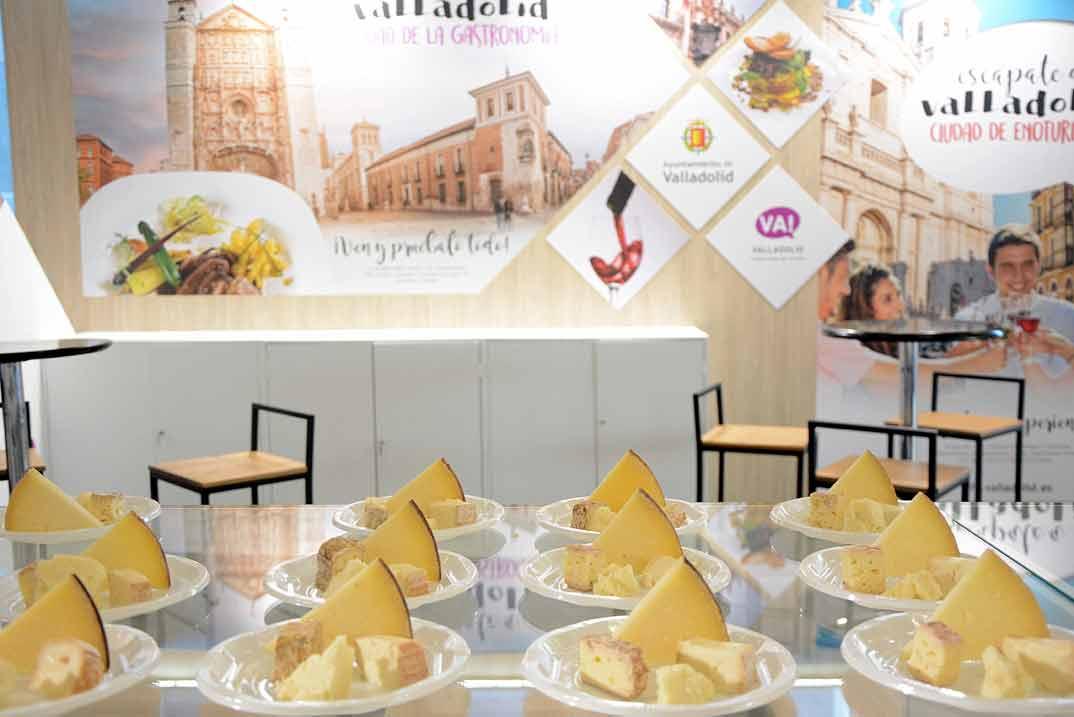 Valladolid ciudad invitada en la Feria Gastronómica de Madrid Fusión