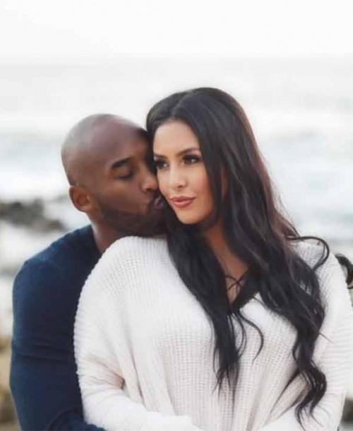 La viuda de Kobe Bryant descubre la última carta que le escribió antes de morir