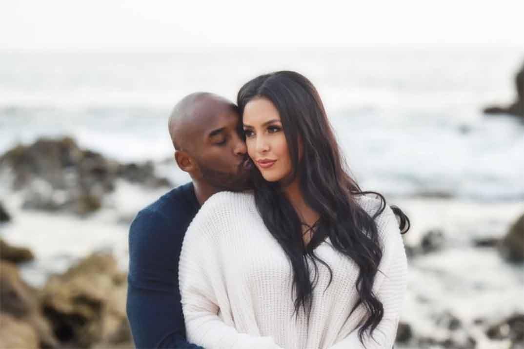 El dolor de Vanessa Bryant tras la filtración de las imágenes del accidente de helicóptero donde falleció su marido y su hija