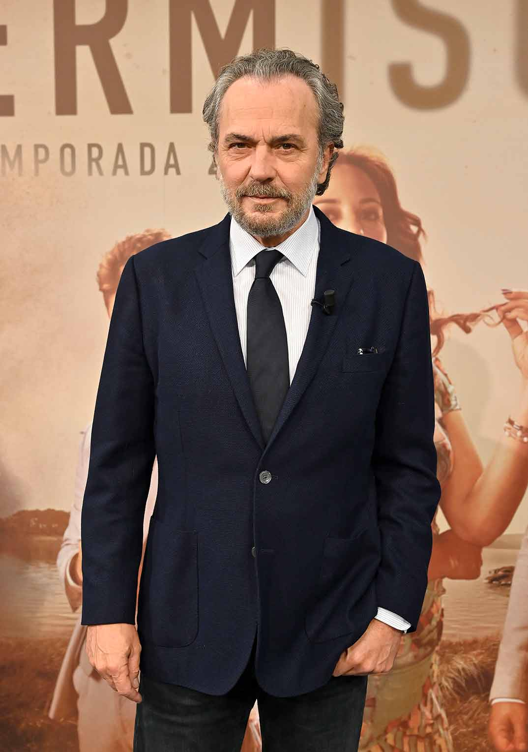 José Coronado - Vivir sin permiso - Temporada 2 © Mediaset