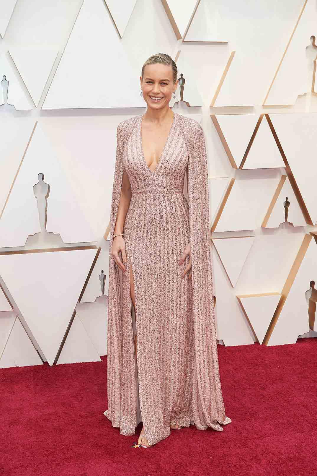 Brie Larson - Oscars 2020 © A.M.P.A.S.