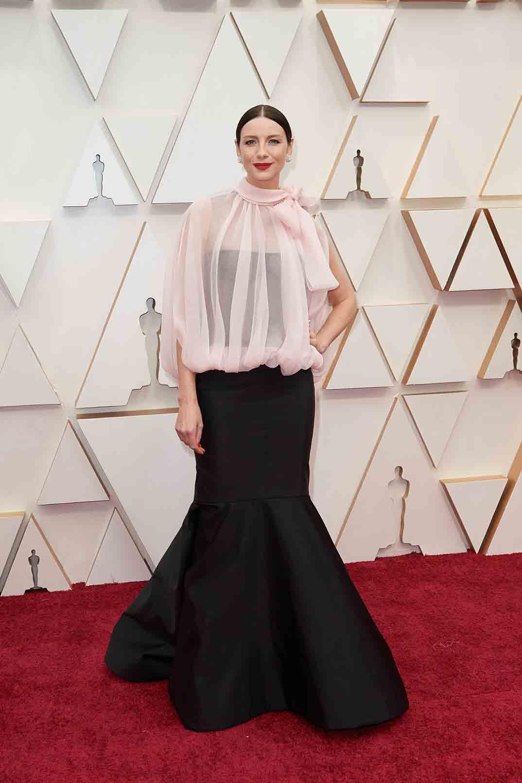 Caitriona Balfe - Oscars 2020 © A.M.P.A.S.