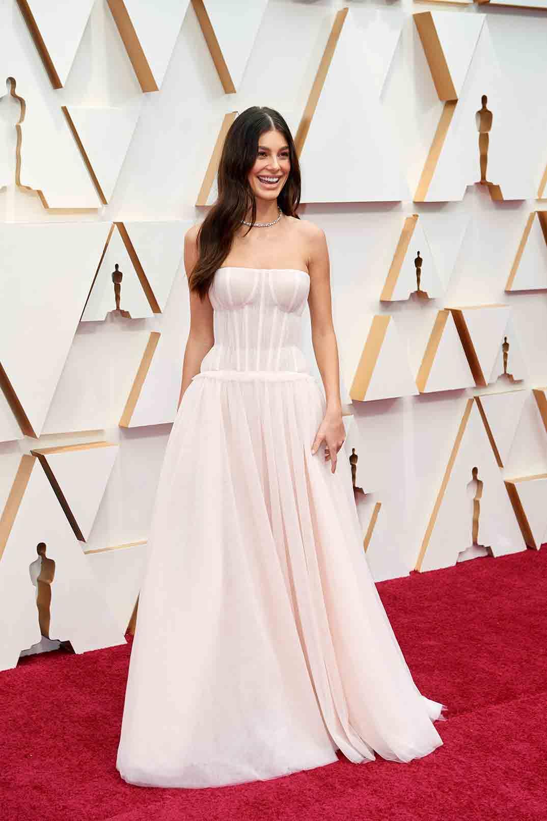 Camila Morrone - Oscars 2020 © A.M.P.A.S.
