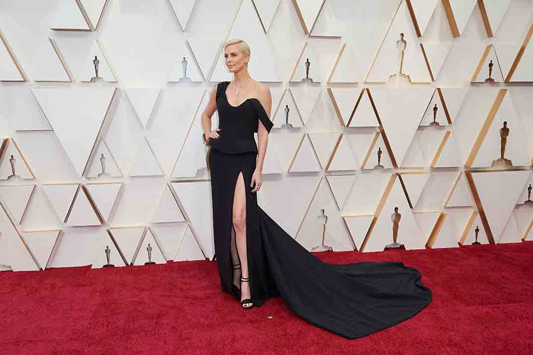 Charlize Theron - Oscars 2020 © A.M.P.A.S.