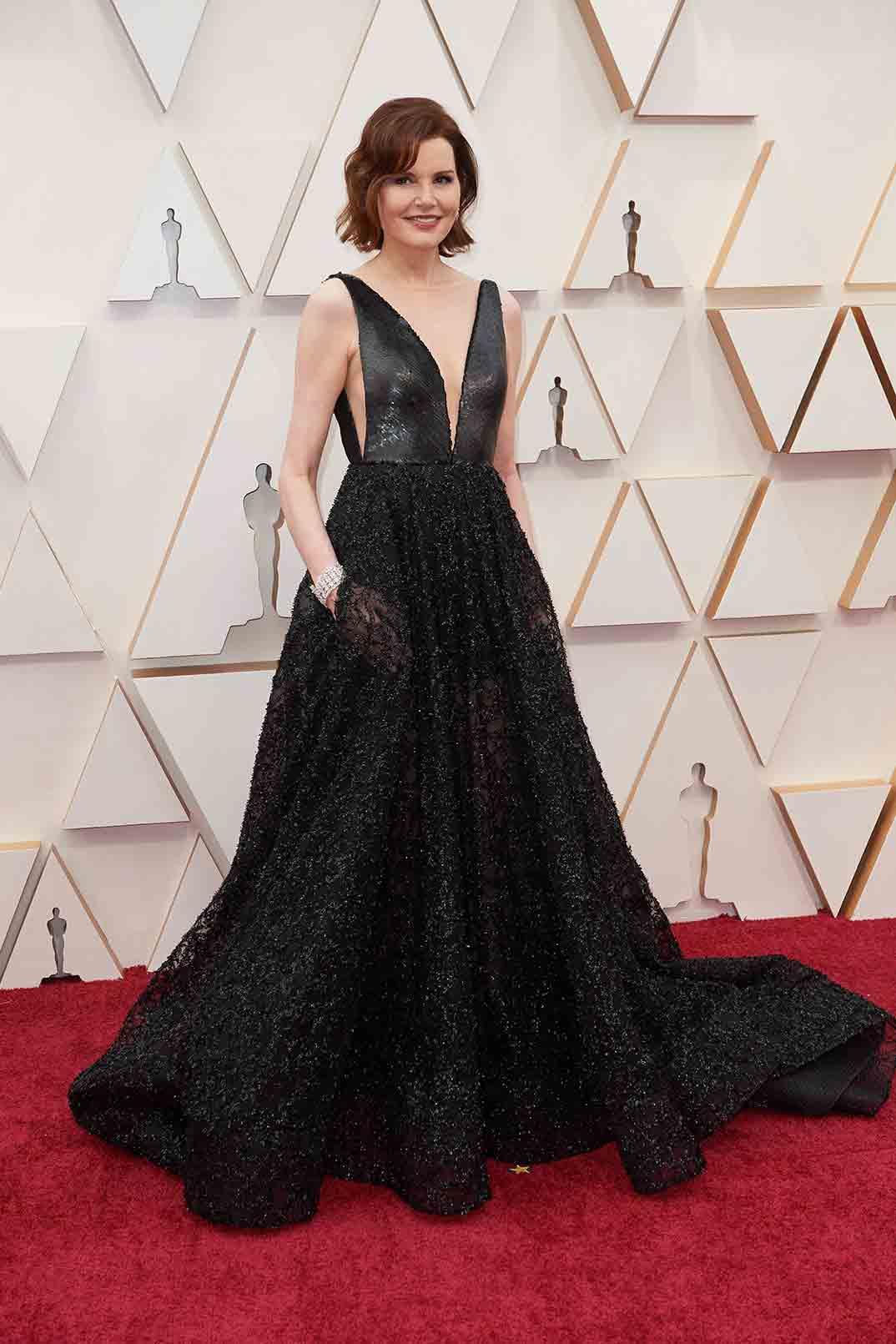 Geena Davis - Oscars 2020 © A.M.P.A.S.
